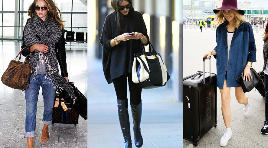 Travel and fashion: How To Style Chic Travel Appropriate Outfits