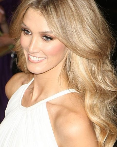 Image result for delta goodrem hair